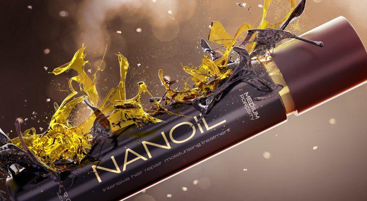 natürliches Haaröl Nanoil